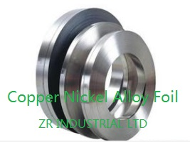 Copper Nickel Alloy Foil