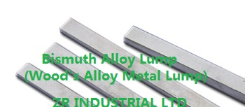 Bismuth Alloy Lump/Wood's Metal Lump