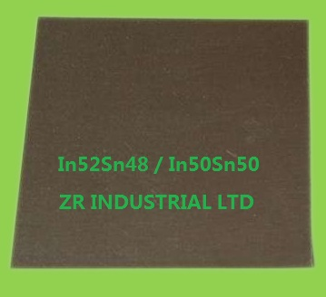 Indium Tin Alloy Foil